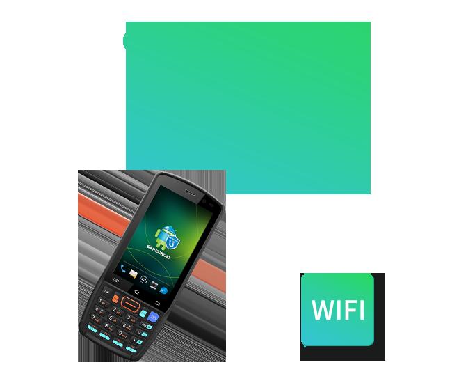 Urovo DT40 Mobilne rozwiązania WiFi