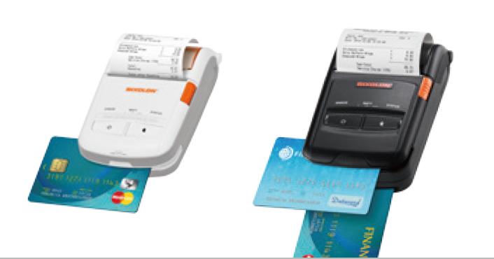 Bixolon SPP R210 – czytnik kart magnetycznych i chipowych