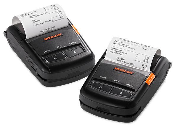 Bixolon SPP R210 – drukarka mobilna - wydruk paragonów i biletów