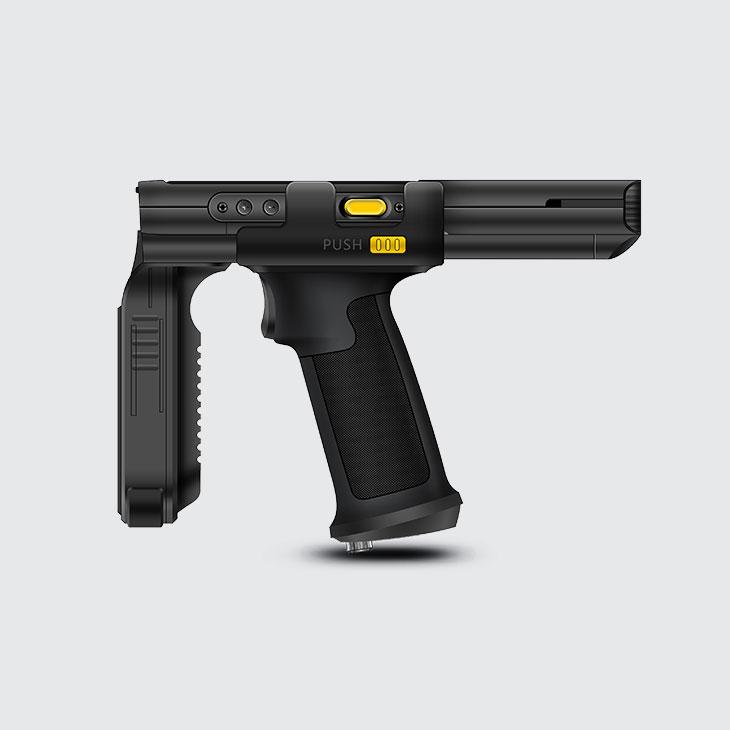 Chainway C61 uchwyt pistoletowy i czytnik RFID