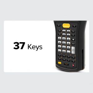 Chainway C61 - ręczny mobilny komputer przemysłowy - 37 klawiszy