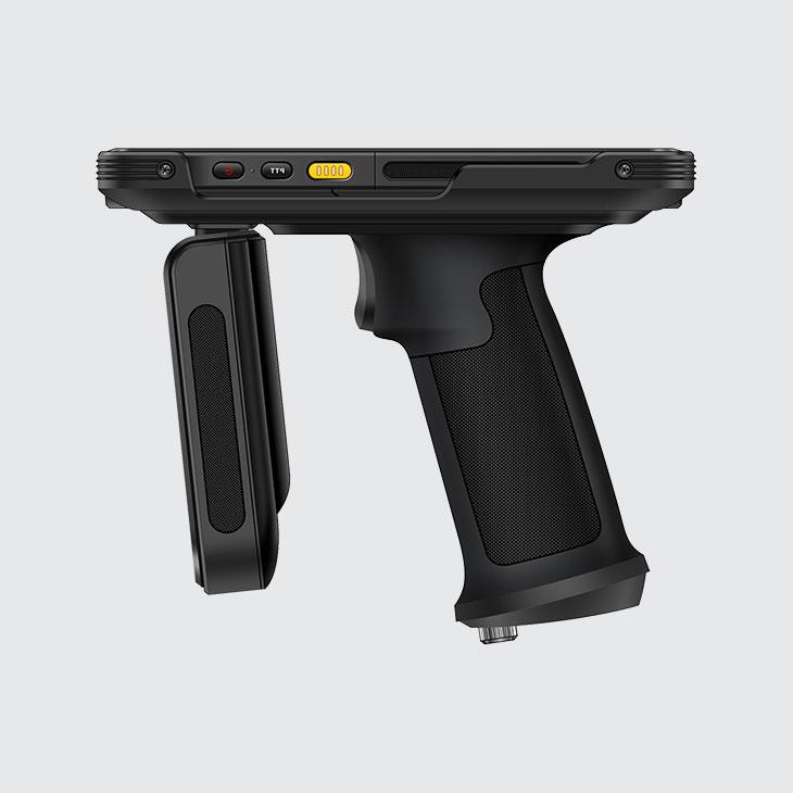 Chainway C66 - mobilny komputer przemysłowy - uchwyt pistoletowy z czytnikiem UHF