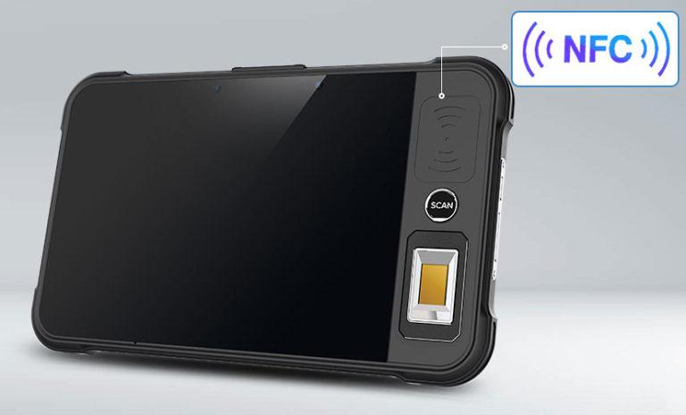 Chainway P80 - Tablet przemysłowy - obsługa NFC
