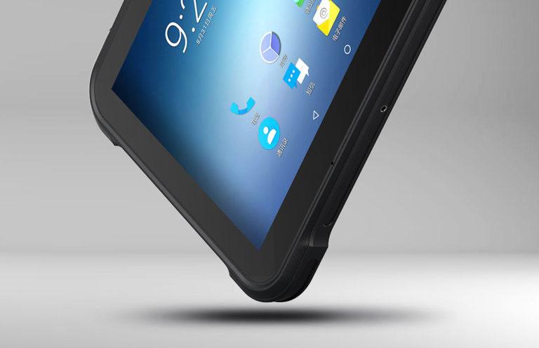 Chainway P80 - Tablet przemysłowy - odporność na upadki 1,5 m