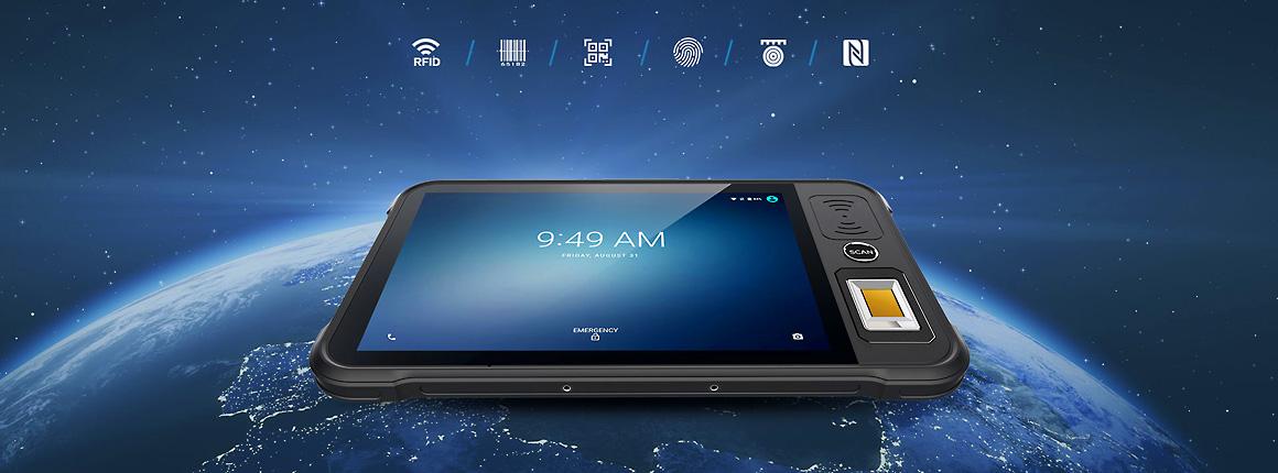 Chainway P80 - Tablet przemysłowy - płynne działanie aplikacji