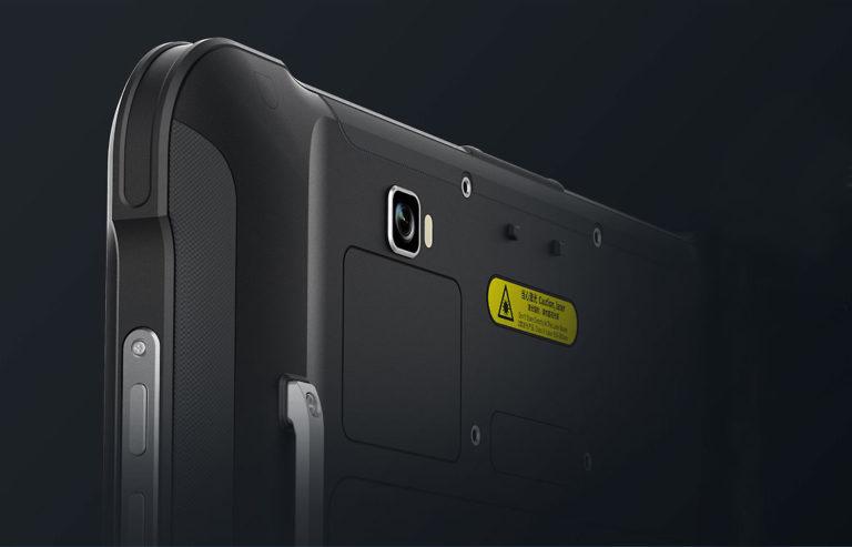 Chainway P80 - Tablet przemysłowy - wbudowany aparat fotograficzny