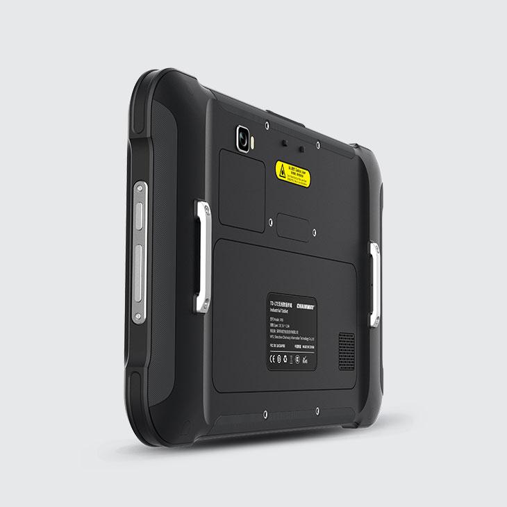 Chainway P80 - Tablet przemysłowy - widok - prawy tył
