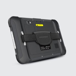 Chainway P80 - Tablet przemysłowy - widok z tyłu - pasek na rękę