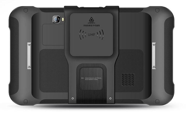 Chainway P80 - Tablet przemysłowy - wydajny czytnik UHF RFID
