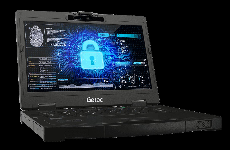 Getac S410 - Ochrona i Bezpieczeństwo