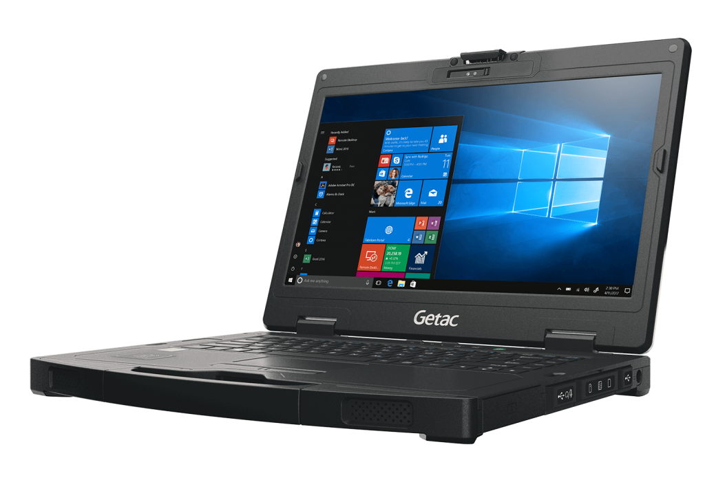 Getac S410 - Windows 10