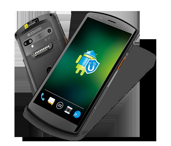 Urovo DT 50 - mobilny komputer przemysłowy