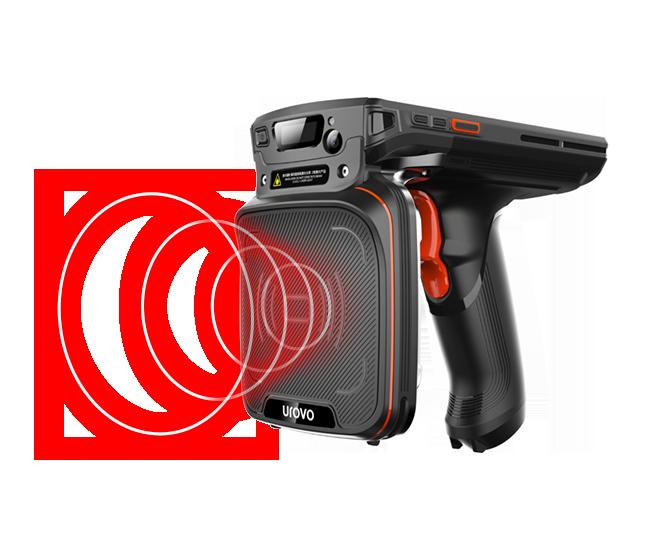 Urovo DT50P – Wersja z czytnikiem UHF RFID dalekiego zasięgu