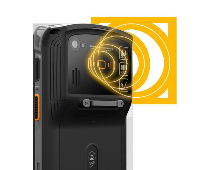 Urovo DT50D – Wersja z czytnikiem UHF RFID bliskiego zasięgu