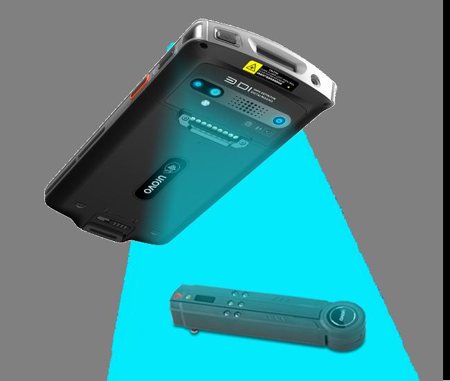 Urovo DT50G – Wersja z modułem 3D pomiaru objętości