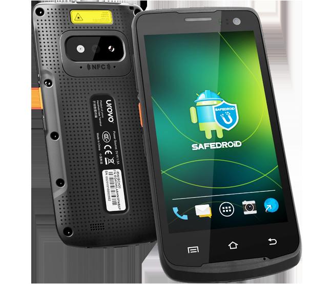 Urovo i6310 – mobilny komputer przemysłowy