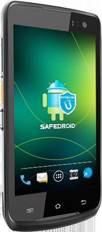 Urovo i6310 – Safedroid - bezpieczeństwo OS
