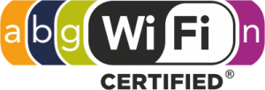 ikona WiFi abgn Certified