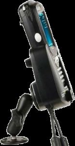 Zebra Workabout Pro 4 uchwyt samochodowy z ładowaniem