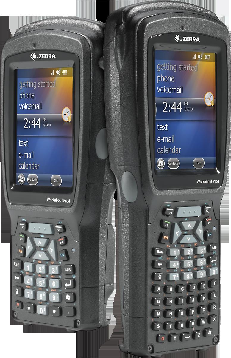 Zebra Workabout Pro 4 mobilny komputer przemysłowy - wersja Short oraz Long