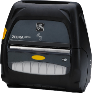 Zebra ZQ520 Drukarka mobilna WiFi
