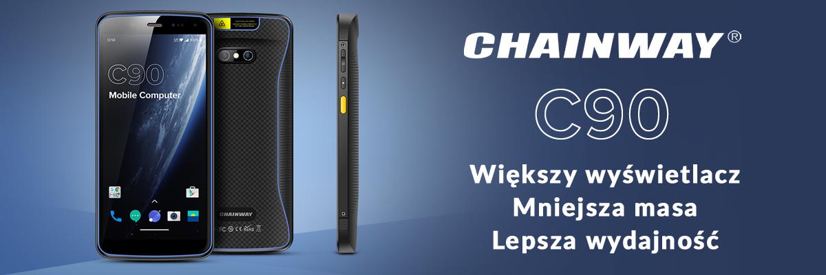 Chainway C90 - ręczny mobilny komputer przemysłowy - baner