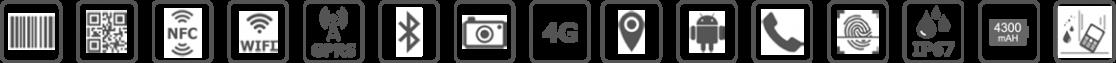 Urovo DT50 – Funkcjonalność urządzenia